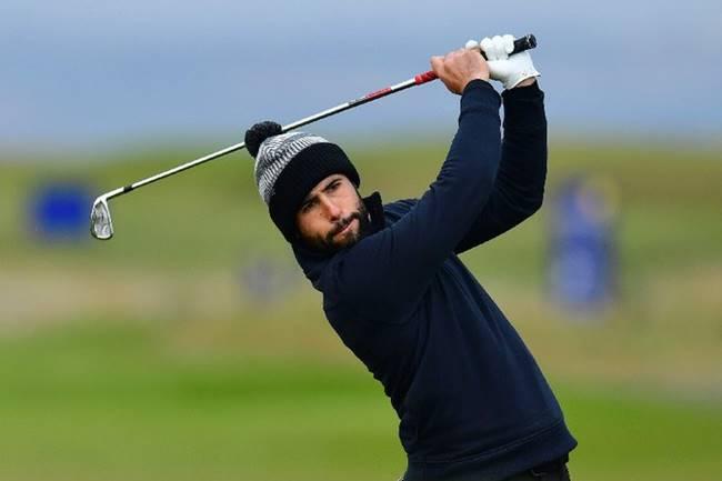 La Armada se presenta el fin de semana con cinco bazas en un Golf in Dubai con un Sullivan desatado