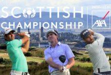 Fdz.-Castaño, Cañizares y Otaegui, a por el Scottish Championship. Nuevo evento en la Cuna del Golf