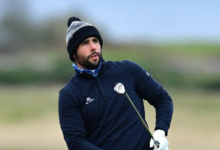 Otaegui, debut con nota en un Saudi Int. con un podio made in European Tour tras el primer día