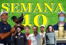 Semana 40: García y Pastor conquistan Misisipi y Salamanca y 5 Top 10 (Ver Resultados y Ganancias)