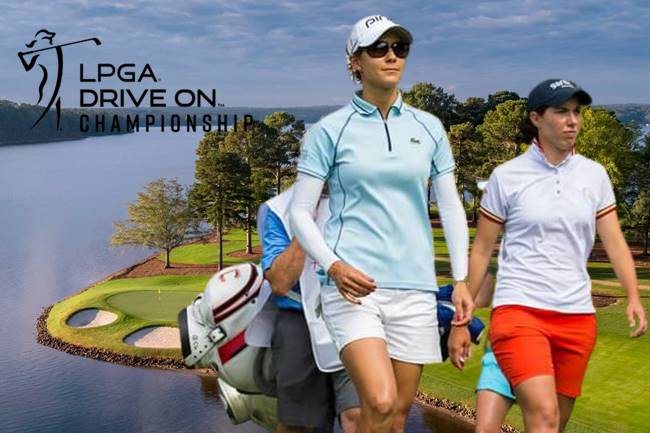 El LPGA Drive On Championship, en Florida, nueva oportunidad para Carlota Ciganda y Azahara Muñoz