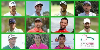 Once españoles a por la cuarta victoria del curso en el ET. El objetivo esta semana es el Italian Open
