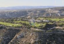 Conozcan a vista de pájaro el Aphrodite Hills, el bellísimo complejo de Chipre que visitará el Tour
