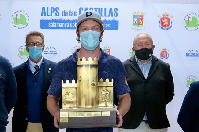 Jacobo Pastor gana el Alps de las Castillas 2020