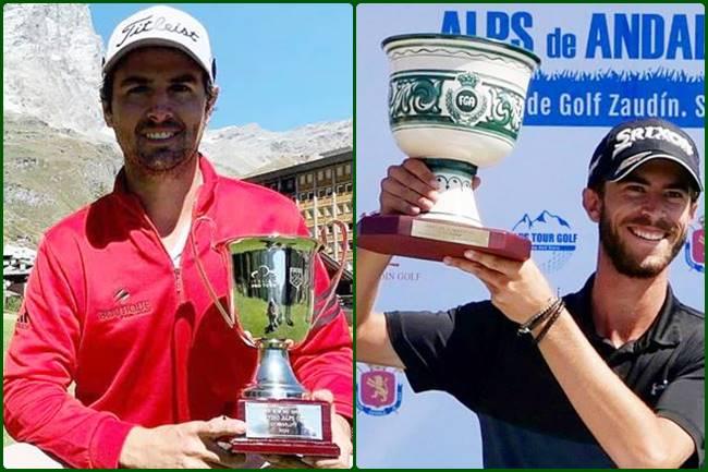 Jordi García del Moral y Lucas Vacarisas obtienen el pasaporte al Challenge Tour finalizado el Alps '20
