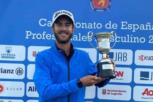 Lucas Vacarisas es el nuevo Campeón de España tras imponerse por delante de Scott, Elvira y Pastor