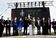 La Solheim Cup 2023 se presentó en sociedad en un acto celebrado en Puerto Banús, Costa del Sol