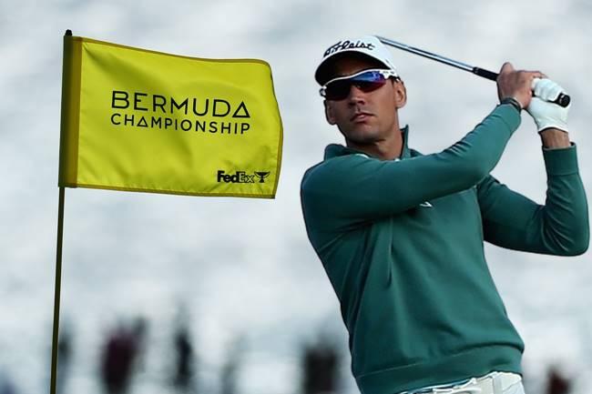 Rafa Cabrera Bello será el encargado de defender el pabellón español en el Bermuda Championship