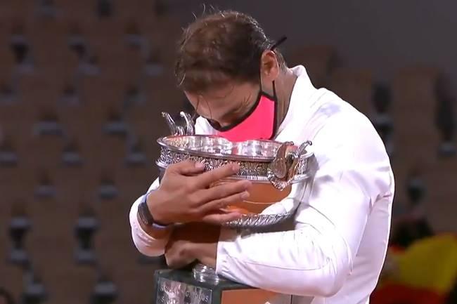 Rafa Nadal Campeon Roland Garros 2020