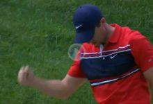 Tiger, Mickelson, Rory. Estos son los mejores golpes desde el bunker en el PGA 2020 ¡vaya espectáculo!