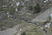 La Diputación de Alicante promueve la práctica del senderismo y la protección de su entorno natural