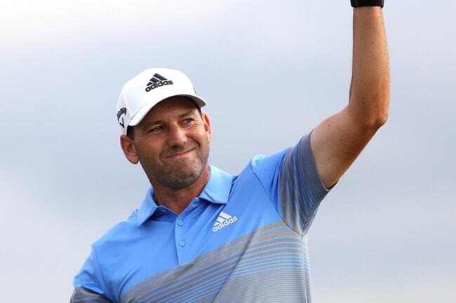 Sergio cambia el rumbo del Sony Open y un gran día de Golf le permite avanzar al fin de semana