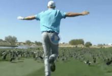 Las aves también juegan en el PGA Tour… ¡y no sólo en la puntuación! Disfruten con estas animaladas