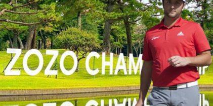 Jon Rahm a la caza del ZOZO Championship, torneo en el que defiende título Tiger Woods en «casa»