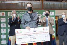 Carlos Suneson se proclama brillante campeón en el Campeonato de España de Profesionales Senior