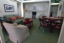 ¿Sabías qué… El Nido del Cuervo es donde se alojan los amateurs en el Masters, cúpula de la Casa Club?