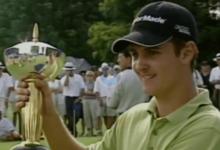 Justin Rose también hizo sus pinitos en el Alfred Dunhill: en 2002 logró el triunfo con un enorme -20