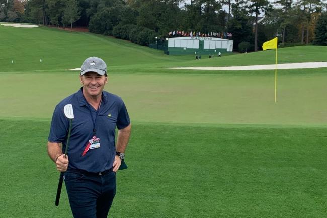 European Tour, Masters de Augusta, Nick Faldo, European Tour, PGA Tour,