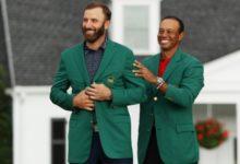 """Dustin Johnson sucede a Tiger Woods como nuevo rey en Augusta. """"Es un sueño hecho realidad"""""""