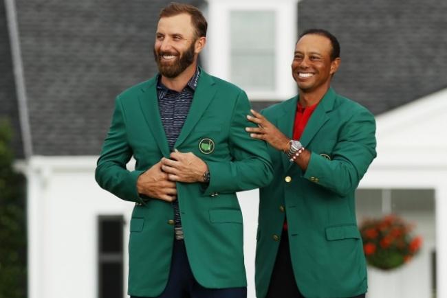 European Tour, PGA Tour, Masters de Augusta 2020, Augusta National, Tiger Woods, Dustin Johnson,