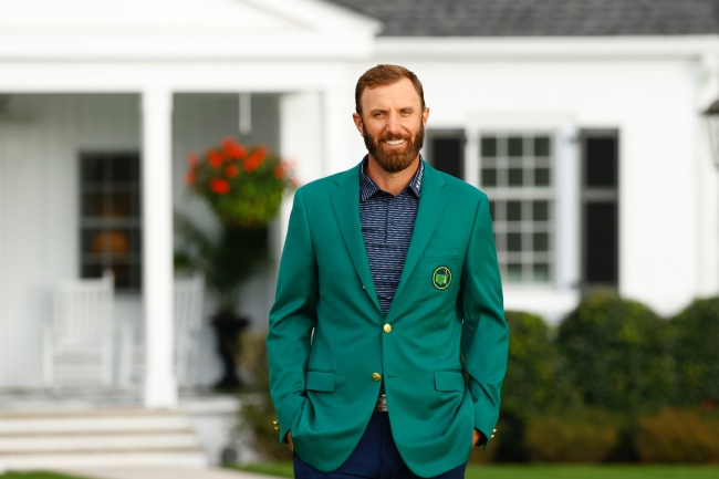 European Tour, PGA Tour, Masters de Augusta 2020 Winner, Augusta National, Dustin Johnson,