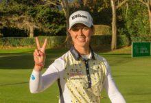 Nuria Iturrioz y Luna Sobrón pelearán por el triunfo en el Andalucia Costa del Sol Open de España