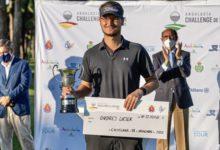 Grandísimo tercer puesto de Oriol en el Andalucía Challenge de España el día que Lieser hace historia