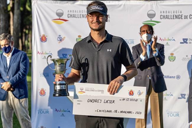 Ondrej Lieser campeon en el Andalucia Challenge de España