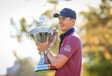 El PGA Tour habla español de la mano de Carlos Ortiz, flamante ganador del Houston Open