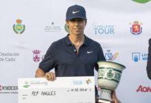 Pep Anglés se impone en el Andalucía Challenge de Cádiz en un emocionante final. Alfredo Gª, segundo