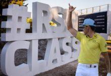 Rafa Cabrera acude al RSM Classic con la necesidad de sumar puntos en el penúltimo torneo del año