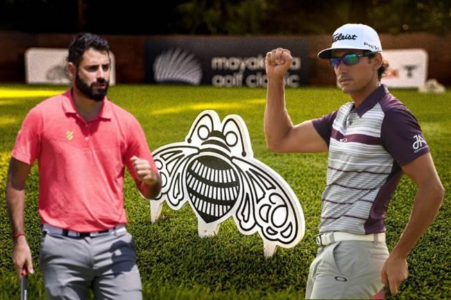 Rafa Cabrera y Santi Tarrío viajan a México con la intención de dar la campanada en el Mayakoba