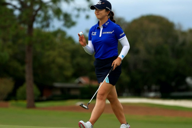 Sei Young Kim, LPGA, Pelican 2020,