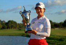 Sei Young Kim hace buena la ventaja del sábado y certifica su duodécimo triunfo en la LPGA
