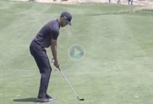 Step Curry ha demostrado en más de una ocasión por qué es un golfista muy a tener en cuenta