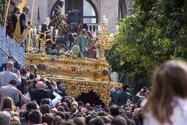 Turismo de Andalucia, Semana Santa Andalucia,