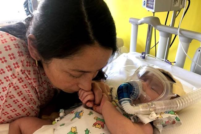 Joaquín Niemann dona los $136.450 ganados en el RSM Class. para la causa del bebé #salvemosarafita