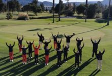 Diez amateurs del más alto nivel se concentran en Oliva Nova Golf. Objetivo: La Solheim Cup 2023