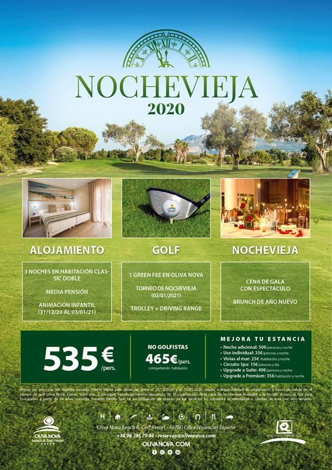 2020_NOCHEVIEJA+GOLF_3noches Oliva Nova Cartel