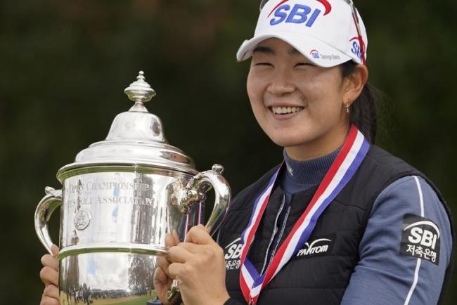 A Li Kim, LPGA, US Womens Open,