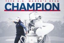 A Lim Kim hace saltar la sorpresa en el US Women's Open y se lleva el triunfo con un enorme final
