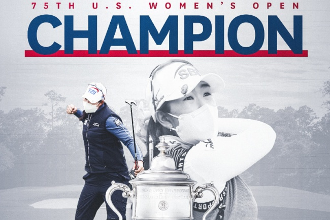 A Lim Kim, LPGA, US Womens Open 2020, Cypress Creek,