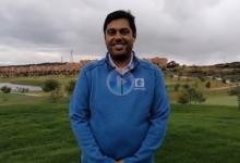 Agustín Alonso, director de Azata Golf: 'Somos ocio y deporte. Queremos un ambiente familiar en Azata'