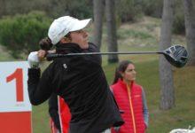 Arrancó el Camp. de España Femenino en Oliva Nova Golf con 4 jugadoras en lo más alto de la tabla