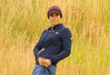 Azahara se queda sola en el US Women's Open… ¡pero aspira a todo! La andaluza, a dos del podio