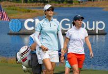 Carlota Ciganda y Azahara Muñoz echan el cierre a la LPGA disputando su gran final dotada con $3 Mill.