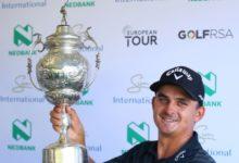 Christiaan Bezuidenhout se doctora en el European Tour con su segundo triunfo seguido en Sudáfrica