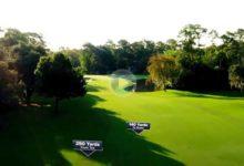 Conozca a vista de pájaro Cypress Creek, campazo que acoge el US Open, último Grande Femenino