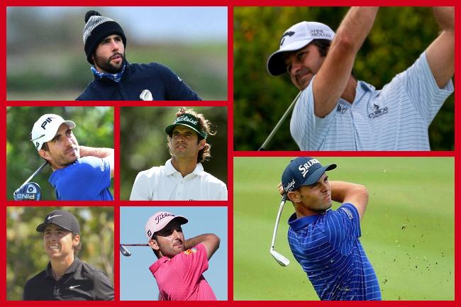 Españoles en el Golf in Dubai Championship