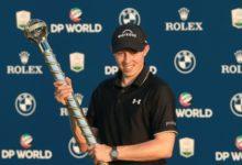Fitzpatrick se impone en el DP World Tour, pero el segundo lugar de Westwood lo corona en la R2D